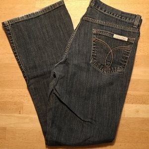 Calvin Klein jeans flare fit